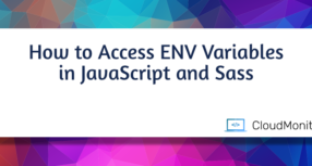 How to Access ENV Variable in JavaScript and Sass