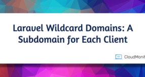 Laravel Wildcard Domains